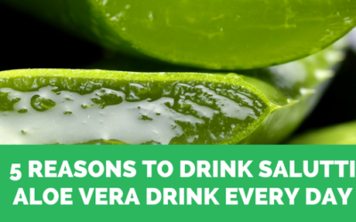 5 Reasons to Drink Salutti Aloe Vera Drink Every Day